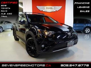 Used 2018 Toyota RAV4 XLE TRAIL EDITION AWD | CERTIFIED | FINANCE @ 4.65% for sale in Oakville, ON
