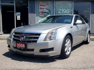 Used 2008 Cadillac CTS 4dr Sdn w/1SA for sale in Bowmanville, ON