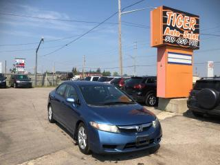 Used 2009 Honda Civic Sport**ALLOYS*SUNROOF**AUTO**NEW TIRES**CERTIFIED for sale in London, ON
