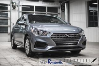 Used 2018 Hyundai Accent LE chez Rimouski Hyundai for sale in Rimouski, QC