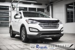 Used 2015 Hyundai Santa Fe Sport AWD Luxury chez Rimouski Hyundai for sale in Rimouski, QC