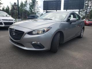 Used 2016 Mazda MAZDA3 *GX*CAMÉRA*AIR*CRUISE* for sale in Québec, QC