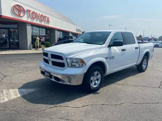 Used 2017 RAM 1500 OUTDOORSMAN for sale in Cambridge, ON