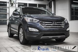 Used 2016 Hyundai Santa Fe Sport 2.0T SE Adventure Edition chez Rimouski Hyundai for sale in Rimouski, QC