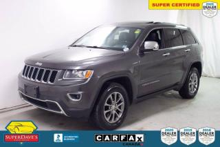 Used 2014 Jeep Grand Cherokee Limited for sale in Dartmouth, NS