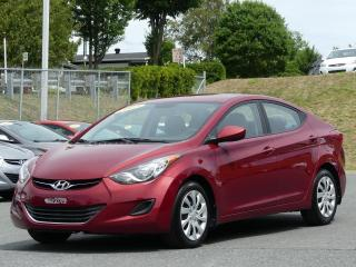 Used 2013 Hyundai Elantra Berline 4 portes, boîte automatique, GL for sale in St-Georges, QC