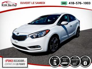 Used 2014 Kia Forte * EX* BLUETOOTH* SIEGES CHAUFFANTS * for sale in Québec, QC