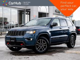 Used 2019 Jeep Grand Cherokee Trailhawk 4x4 Heated & Vented Seats Panoramic Roof for sale in Thornhill, ON