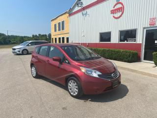 Used 2016 Nissan Versa Note SV One Owner, No reported Accidents for sale in Tillsonburg, ON