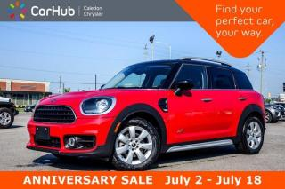 Used 2020 MINI Cooper Countryman Cooper AWD Only 55 KM Dual Pane Sunroof Backup Camera Bluetooth Heated Front Seats 17