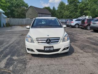 Used 2010 Mercedes-Benz B-Class B 200 for sale in Lucan, ON