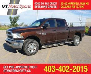 Used 2014 RAM 2500 SLT for sale in Calgary, AB