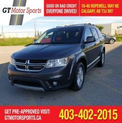Used 2015 Dodge Journey SXT I DVD I 7 Passenger for sale in Calgary, AB