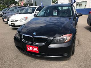 Used 2006 BMW 3 Series 325i for sale in Etobicoke, ON