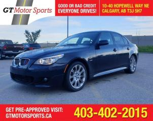 Used 2010 BMW 5 Series 535i xDrive for sale in Calgary, AB