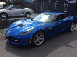 Used 2014 Chevrolet Corvette for sale in Parksville, BC
