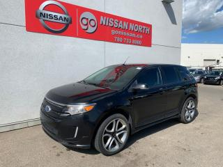 Used 2013 Ford Edge Sport 4dr AWD Sport Utility Vehicle for sale in Edmonton, AB
