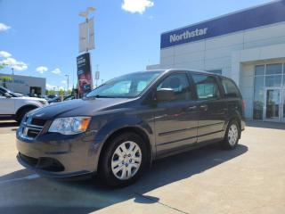 Used 2016 Dodge Grand Caravan CANADA VALUE PACKAGE for sale in Edmonton, AB