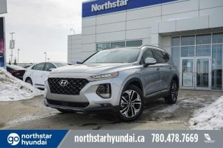 New 2020 Hyundai Santa Fe ULTIMATE/LEATHER/NAV/WIRELESS CHARGING/HEADS UP DISPLAY for sale in Edmonton, AB