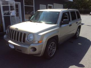 Used 2009 Jeep Patriot north for sale in Parksville, BC