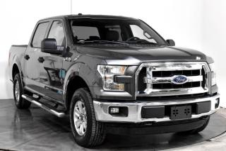 Used 2016 Ford F-150 XLT CREW 4X4 for sale in St-Hubert, QC
