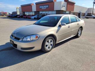 Used 2009 Chevrolet Impala LS 4dr FWD 4 Door Sedan for sale in Steinbach, MB