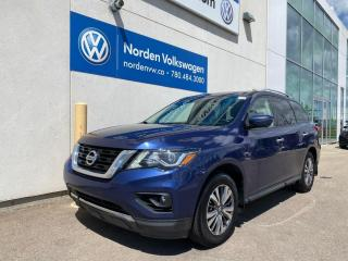 Used 2018 Nissan Pathfinder SL PREMIUM - LOADED for sale in Edmonton, AB