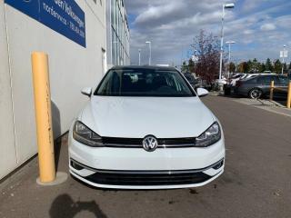 New 2019 Volkswagen Golf Comfortline 4dr FWD Hatchback for sale in Edmonton, AB