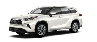 New 2020 Toyota Highlander LIMITED  for sale in Renfrew, ON