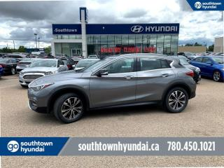 Used 2017 Infiniti QX30 LEATHER/PANO ROOF/BACKUPCAM for sale in Edmonton, AB