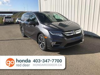 New 2020 Honda Odyssey Touring for sale in Red Deer, AB