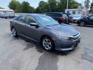 Used 2016 Honda Civic Sedan LX 4dr FWD Sedan for sale in Brantford, ON