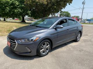 Used 2017 Hyundai Elantra GL Reverse Camera - Heated seats & Steering wheel for sale in Brampton, ON