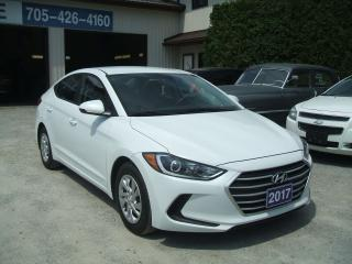 Used 2017 Hyundai Elantra GL for sale in Beaverton, ON