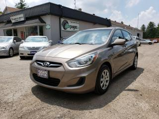 Used 2012 Hyundai Accent GL for sale in Bloomingdale, ON