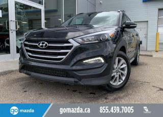 Used 2017 Hyundai Tucson LUXURY - AWD, 2.0L, LEATHER, BACK UP, PANO SUNROOF, GOOD BANG FOR BUCK! for sale in Edmonton, AB