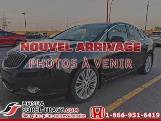 Used 2014 Buick Verano Berline 4 portes avec groupe commodité 1 for sale in Sorel-Tracy, QC