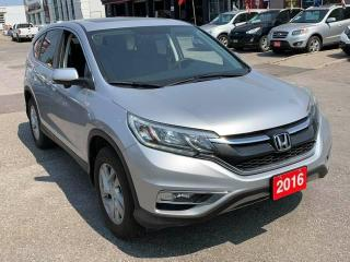 Used 2016 Honda CR-V EX for sale in Toronto, ON