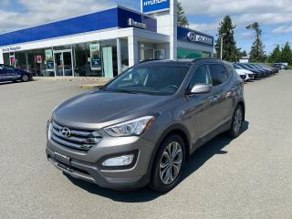 Used 2014 Hyundai Santa Fe Sport Limited for sale in Duncan, BC