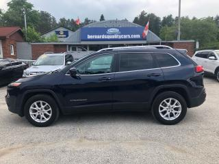 Used 2015 Jeep Cherokee North for sale in Flesherton, ON