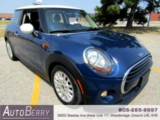 Used 2016 MINI Cooper Hardtop - 1.5L - Auto for sale in Woodbridge, ON