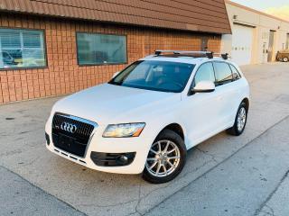 Used 2009 Audi Q5 PREMIUM for sale in Burlington, ON