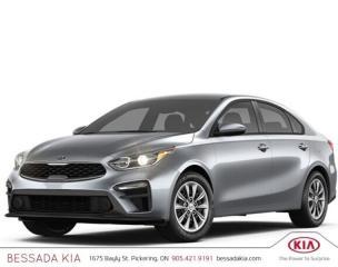 New 2020 Kia Forte Sedan LX IVT for sale in Pickering, ON