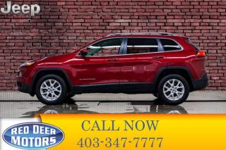 Used 2017 Jeep Cherokee 4x4 North BCam for sale in Red Deer, AB