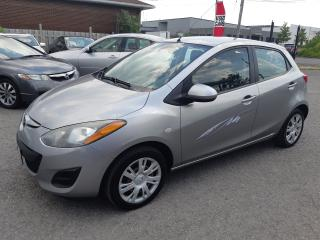 Used 2011 Mazda MAZDA2 GS, AUTO, A/C, POWER GROUP, 132 KM for sale in Ottawa, ON