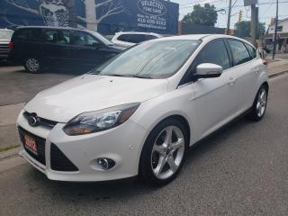 Used 2012 Ford Focus Titanium for sale in Toronto, ON