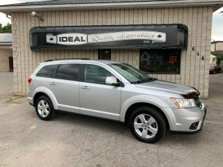 Used 2011 Dodge Journey SXT for sale in Mount Brydges, ON