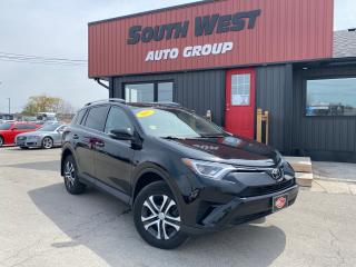 Used 2017 Toyota RAV4 LE|BackUp|LaneAssist|Htd Seats|Bluetooth for sale in London, ON