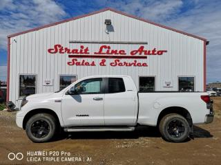 Used 2007 Toyota Tundra Limited  for sale in North Battleford, SK