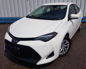 Used 2018 Toyota Corolla LE *HEATED SEATS* for sale in Kitchener, ON